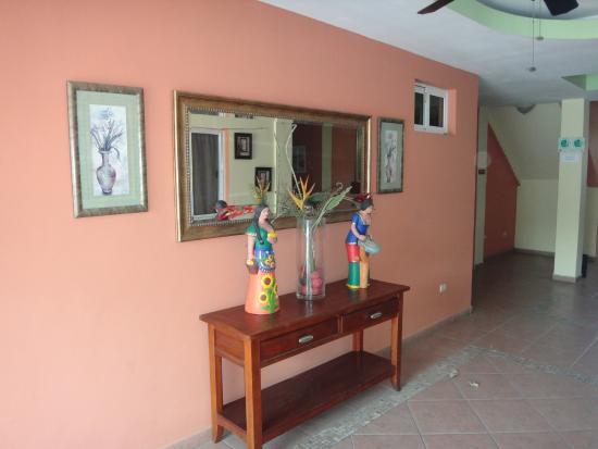 Hotel Real Caribe : Lobby