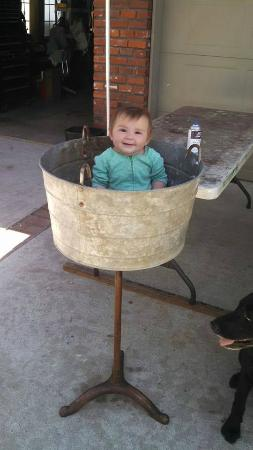 Vacaville Vintage Market: Dont throw the baby out with the bath water