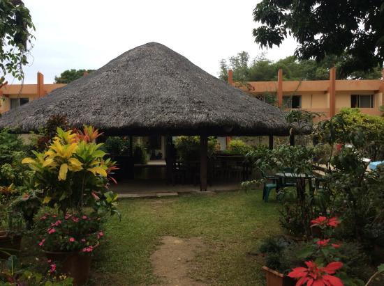 Hotel Santo: Gazebo