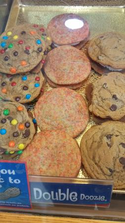 Store Picture Of Great American Cookies Midland Tripadvisor
