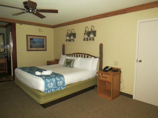 Best King Bed Room Port Orleans Riverside