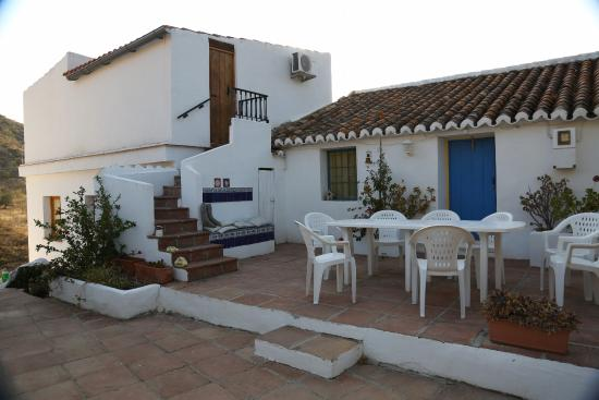 Breakfast terrace and rooms picture of casa patricia for Breakfast terrace