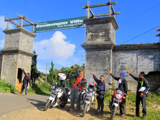 Wonosobo, Ινδονησία: desa tertinggi di pulau Jawa!