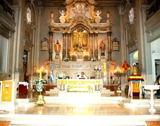 Parroquia San Nicolas de Bari