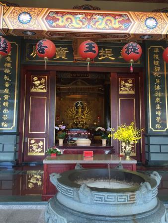 Sanbaoshan Lingyan Temple