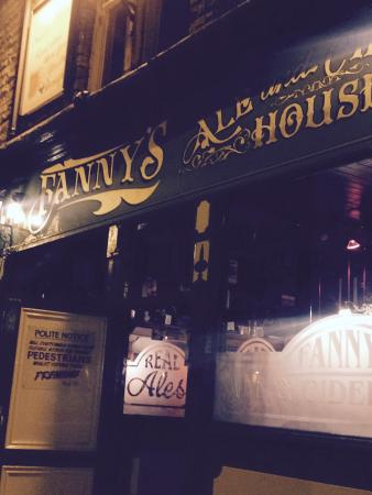 Fanny's Real Ale House