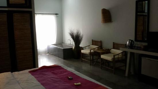 Damnak Rusey Hotel: room