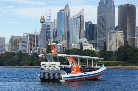 Sydney Boat Adventures