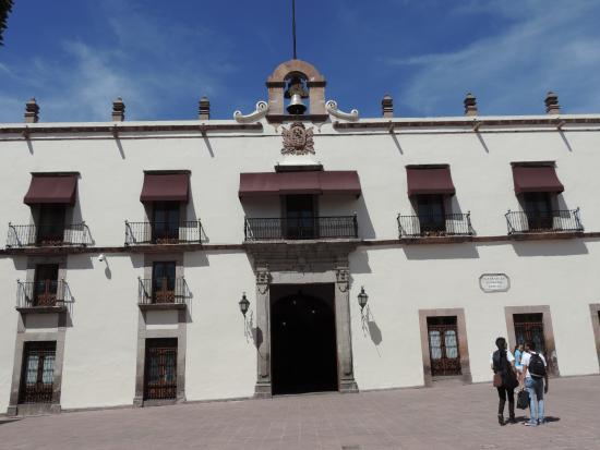 Palacio de Gobierno Casa de la Corregidora