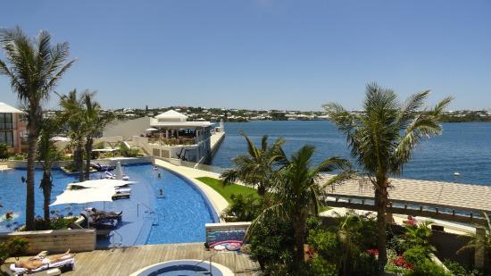 Hamilton Princess Beach Club A Fairmont Managed Hotel Pool And 1609 View