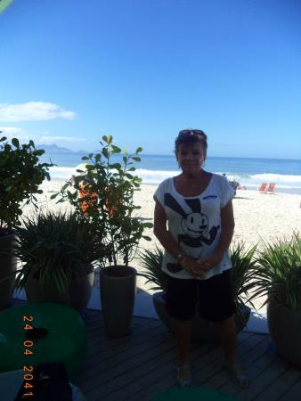 Copacabana, Argentina: Copa and me