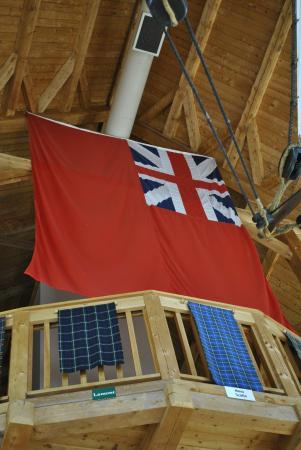 Pictou, Canadá: Royal Ensign