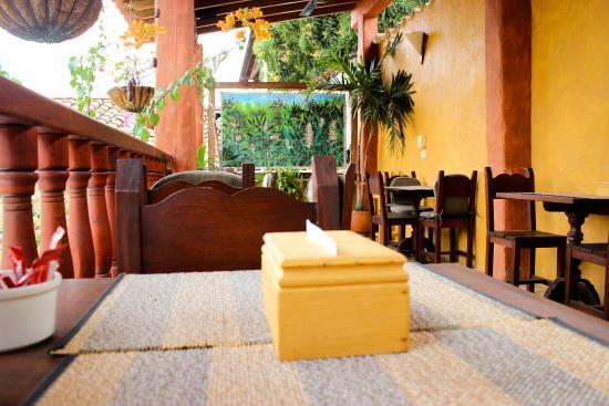 Casa Morales Santa Fe: Restaurante