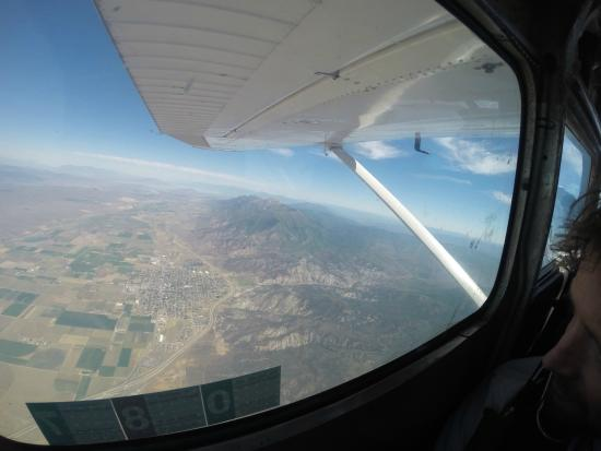 Skydive The Wasatch: Nice view