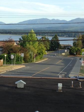 Port Augusta Inn and Suites: A room with a view!