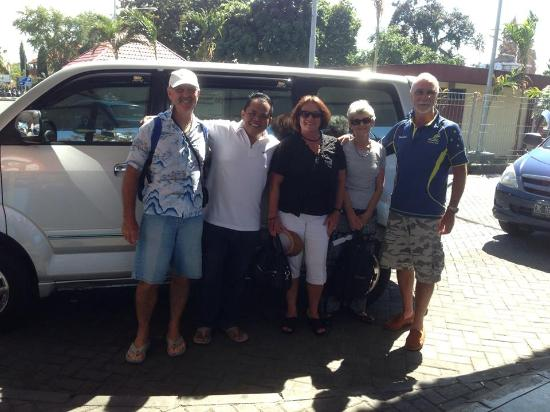 Bali Driver Tour Service - Day Tours