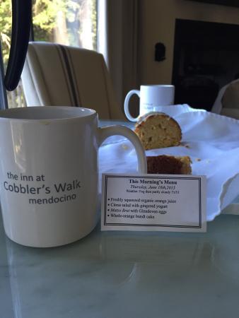Cobbler's Walk Mendocino Photo