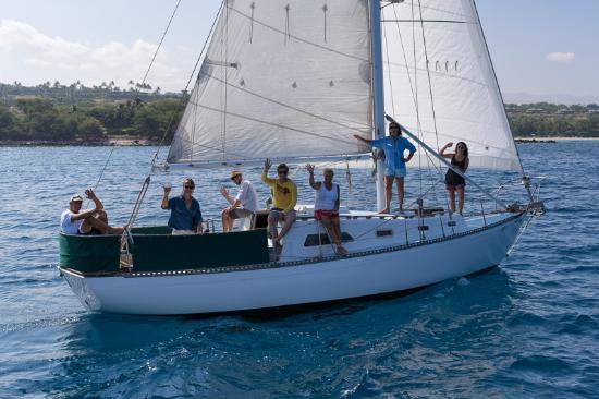 Kohala Sail & Sea