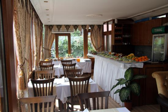 Eski Konak Hotel: Teras