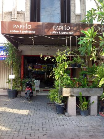 Paphio's Food, Coffee and Patisserie