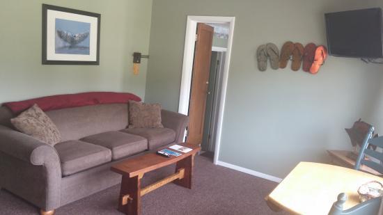 Agate Beach Motel: unit 10 - 2 bedroom 2 bath