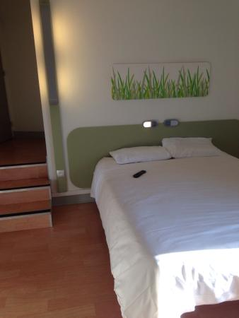 Ibis Budget Caen Herouville : Chambre double