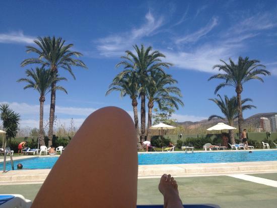 Hotel Caballo de Oro: Relax