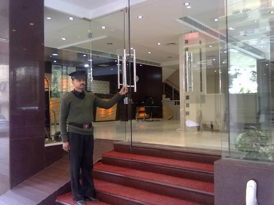 Hotel Regent Intercontinental: Entrance