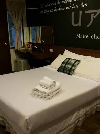 U431 Chaengwattana: double bed