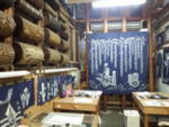 Roketsu Dyeing Studio Yamamoto