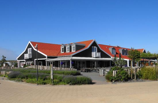 Cosy interieur picture of hotel de zeeuwse kust renesse for Hotel interieur