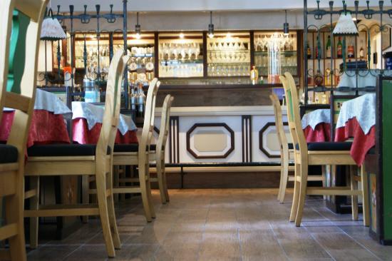 Hotel Waldruhe: Restaurant Stube