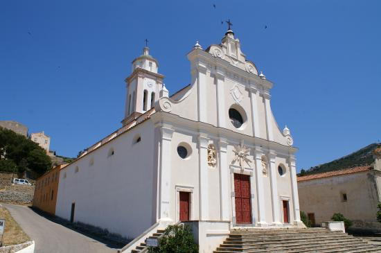 ‪Église de l'Annonciation de Corbara‬