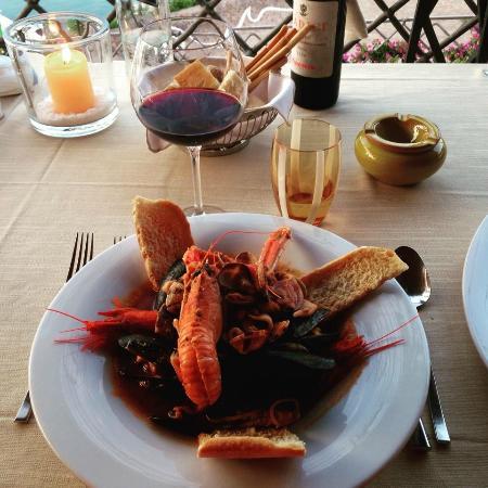 Grand Hotel Poltu Quatu Sardegna MGallery by Sofitel: Best dinner at Tanit