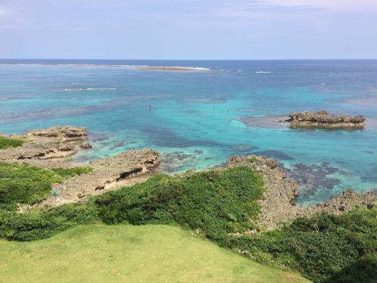 Wellness Villa Brisa: 海はもっと青い・・・