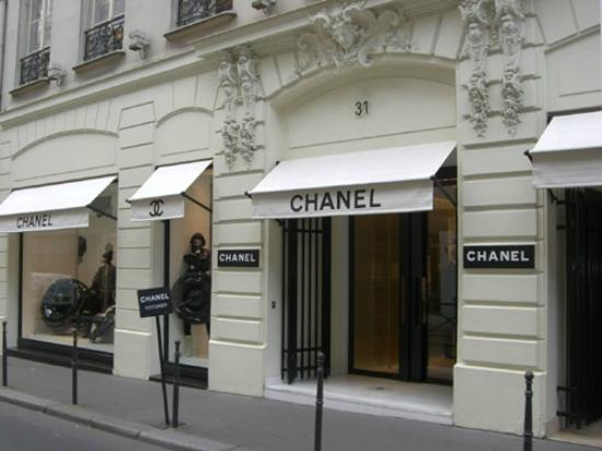 magasin vue de l 39 exterieur photo de chanel paris tripadvisor. Black Bedroom Furniture Sets. Home Design Ideas