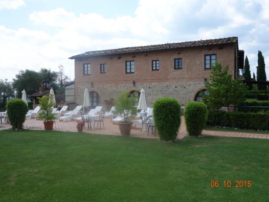 Borgo Casato : Country destination