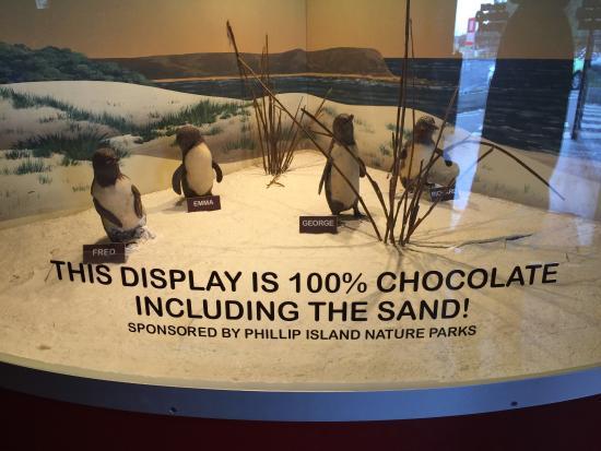 phillip island chocolate factory picture of phillip. Black Bedroom Furniture Sets. Home Design Ideas