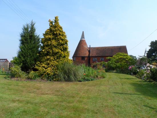 Church Oast and Garden