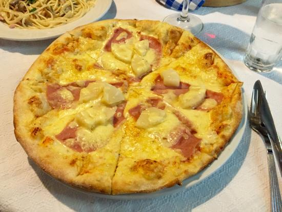 Tatso Mondo: Spaghetti Cabonara & Pizza Hawai