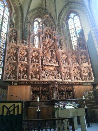 St. Peter's Cathedral (Dom): Brüggemann- oder Bordesholmer Altar