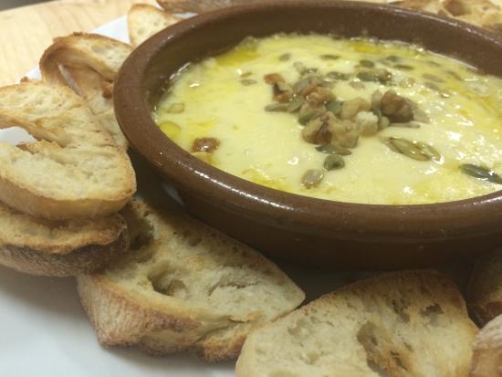Restaurante Rias Bajas: Queso Arzua-Ulloa