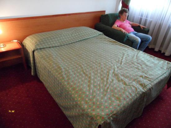 I Hotel: De kamer .