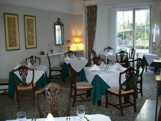 Chapel House Restaurant with Rooms: Main Restaurant