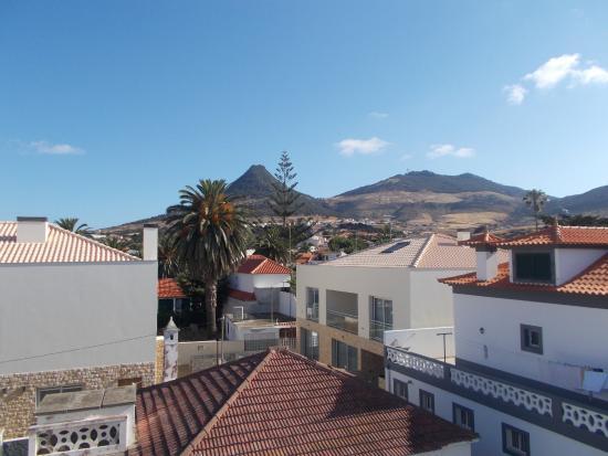 Hotel Praia Dourada : Vista do quarto