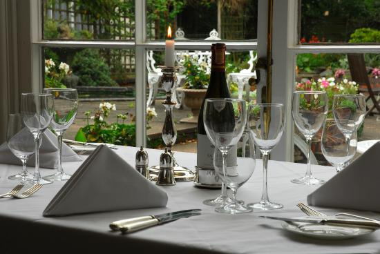 Chapel House Restaurant with Rooms: Wine and Dine