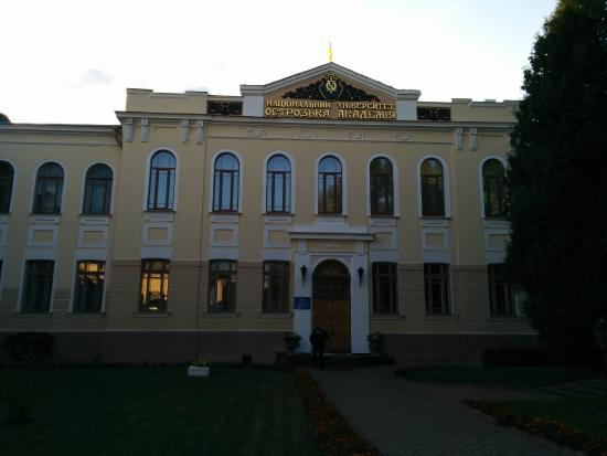 Ostroh Academy