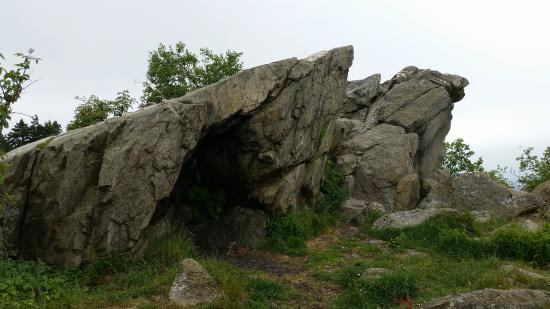 Brunhildisfelsen