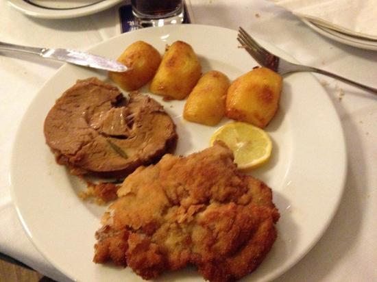Gasthaus Ubl: Schnitzel