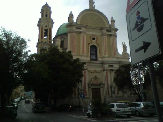 Province of Savona, Italy: una della chiese della provincia